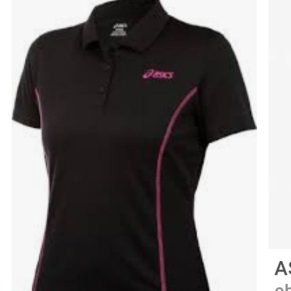 najlepszy hurtownik spotykać się przybywa 🍎 Asics Polo Shirt NWT